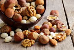 Go Nuts For Nuts! Nuts can help protect you against disease in many ways. Click through to see which ones you should eat.