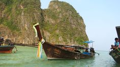 Just Journeys! Maya Bay, Thailand