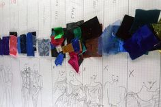 Maraid Design - Blog Yves Saint Laurent: Style is Eternal at The Bowes Museum
