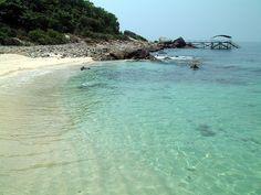 Wuzhizhou Island,Hainan,China