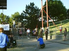 PT NAMPA IDAHO GOD AND COUNTRY FESTIVAL. 2 JULY 15  THE 21 GUN SALUTE MEN ARE STATIONED