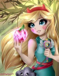 Arte Disney, Disney Art, Filles Equestria, Starco Comics, Princess Star, Star Force, Anime Stars, Art Anime, Animation