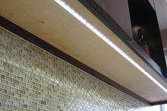 Hd Led Drawer Light Using Lumilum Led Cool White Strip