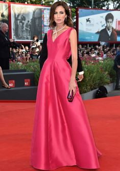 Nieves Alvarez at the Opening Ceremony and Premiere of Birdman