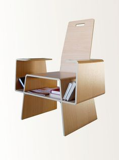 Chaise De Lecture Bibliotheque