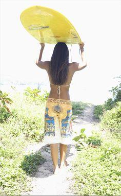 Ready to surf Beach Day, Summer Beach, Summer Time, Summer Breeze, Surf Shack, Tropical Vibes, Tropical Paradise, Island Girl, Surf Girls