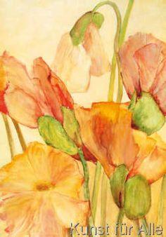 Katharina Reichert - Five Poppies