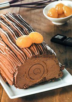 Κορμός κάστανο με σοκολάτα Cake, Ethnic Recipes, Desserts, Christmas, Food, Tailgate Desserts, Xmas, Deserts, Kuchen