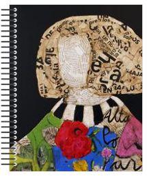 Mira el cuaderno que he hecho a traves de personalizatucuaderno.com www.carmencasanova.es Copyright Carmen Casanova Mixed Media, Christmas Ornaments, Holiday Decor, Collages, Artwork, Google, Hipster Baby Girls, Canvases, Paintings