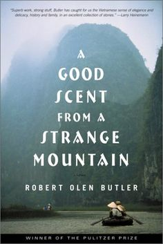 A Good Scent from a Strange Mountain by Robert Olen Butler.  Pulitzer Prize winner 1993. Butler's Pulitzer Prize-winning collection of stories about the aftermath of the Vietnam War and its impact on the Vietnamese is reissued. Includes two subsequently published stories that complete the collection's narrative journey, returning to the jungles of Vietnam.