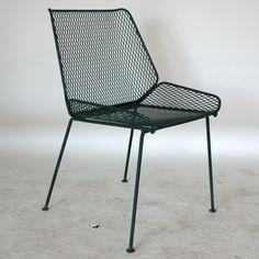 Sedia In Metallo, Impilabile E Comodamente Trasportabile, Adatta Anche Per  Lu0027esterno Log Mesh Chair | Pinterest | Steel Furniture, Beach Chairs And  Swimming ...