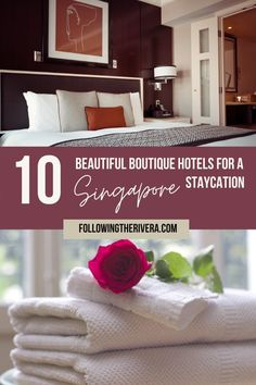 The ultimate Singapore staycation — 10 luxury boutique hotels