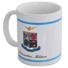 Tazza in ceramica - Gadget ufficiale Aeronautica Militare Italiana