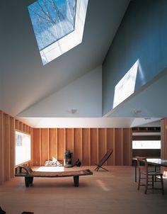 Atelier Bow-Wow. Asama House, Karuizawa, Japan. 2000. (http://www.bow-wow.jp)