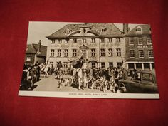 VINTAGE NORFOLK: KINGS LYNN Duke's Head Hotel RP | eBay