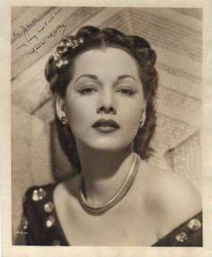 María Montez, la bellísima Reina del Technicolor