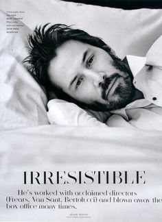 Keanu Reeves ~ should be illegal to be this hot