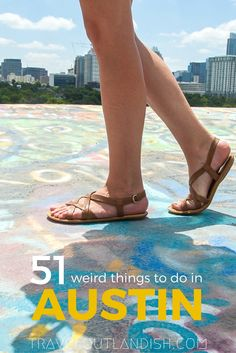 Laying liberal deep in the heart of Texas is the quirky city of Austin. On doughnuts, BBQ, music fests, and many other unique + fun things to do in Austin!