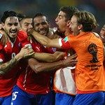 Jugadas destacadas: Chile-Australia