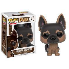 Pop! Pets German Shepherd Pop! Vinyl Figure - Funko - Animals - Pop! Vinyl Figures at Entertainment Earth