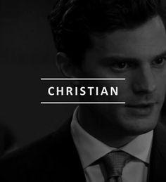 Mr Christian Grey :) SWOOOON