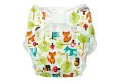 one size diaper Snowland