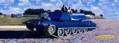 Lowrider tank