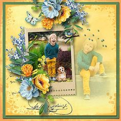 *This Beautiful Life* Bundle by TraceyB Creations photo Jevgenija Merezhko use with permission Life Is Beautiful, Beautiful Images, Poppies, Congratulations, Digital Art, Colours, Gallery, Frame, Scrapbooking