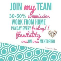 What stay at home opportunity has great commission?! Origami owl does! Plus they offer a health insurance plan! Visit my website today and join me in this journey to financial independence!  Www.amandascharms.origamiowl.com