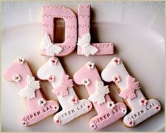 1 Year Birthday Cookies Recipe and Models – Lace Wedding Cake Ideas Fondant Cookies, Baby Cookies, Birthday Cookies, Egg Recipes For Breakfast, Breakfast Cookies, Breakfast For Kids, Crayon Cake, Marshmallow, Cream Cheese Breakfast