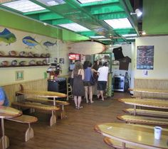 Coconut's Fish Cafe - Kihei (near Four Seasons) - remember to visit for fish tacos
