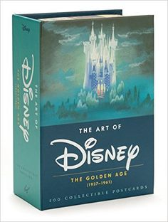 Amazon.com: The Art of Disney: The Golden Age (1937-1961) (9781452122298): Disney: Books