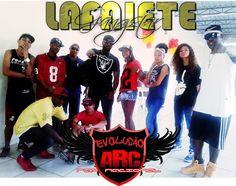 Evolução A.R.C - (AO VIVO) No Evento Lafaiete Gangstar 14/06/15