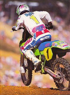 Jeff Ward 1990