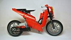 Lego Technic Scooter (updated version)   youtu.be/LbiJd4MEHY…   By: hajdekr   Flickr - Photo Sharing!