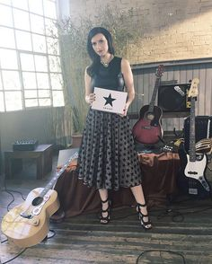 Every Wednesday we are celebrating your music collections with Whether it is vinyl, CDs, ticket stubs, or memorabilia, share your story using and you could be featured right here! Midi Skirt, High Waisted Skirt, Awards, 21st, Tulle, Celebrities, Instagram Posts, Skirts, Ticket Stubs