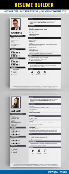 Free CV Template - Classic CV #freeresume #freecv #resume - free resume builder and save