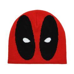 242048a3b7b2e Deadpool Beanie Hat - Elope - Deadpool - Hats at Entertainment Earth