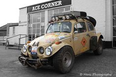Off-Road VW Beetle @ Ace Cafe, London