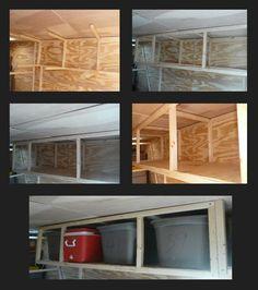enclosed trailer ideas | cargo trailer shelving ideas Car Hauler Trailer, Cargo Trailer Camper, Cargo Trailers, Utility Trailer, Toy Hauler, Work Trailer, Trailer Diy, Off Road Trailer, Trailer Build