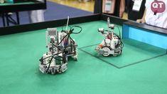 Qatar Robot Olympiad kicks off at Aspire
