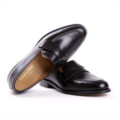 Sapato Loake Fenchurch Preto - The Craft Shoes Factory