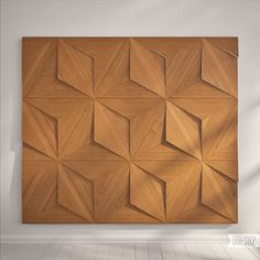 wall panels on Industrial Design Served but in white Wooden Wall Panels, Decorative Wall Panels, 3d Wall Panels, Wooden Walls, Wood Wall Art, Wall Pannels, Compound Wall Design, Wall Panel Design, Plafond Design