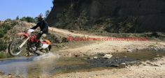 Solo dirt bike tour in Vietnam