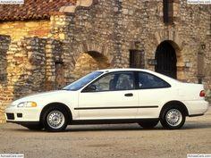 Honda Civic Coupe (1993)