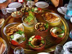 Our traditional breakfast #Amman #Jordan #Breakfast
