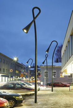 Heinola Reading Lamps by Vesa Honkonen - Dezeen