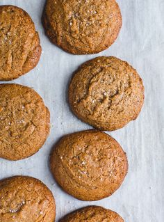 Soft and chewy with ripples of flavor - these are the best one bowl, flourless almond butter cookies ever. Just five ingredients and naturally gluten-free.