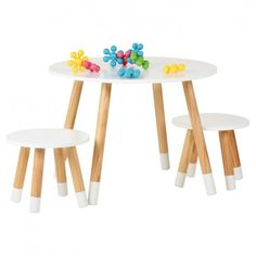 Kid's Table And Chairs Set | Kid's Furniture | Hartleys Direct