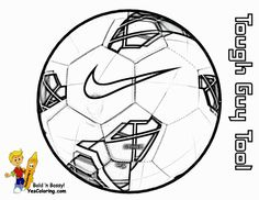 Soccer Ball Coloring Pages soccer player kicking ball coloring